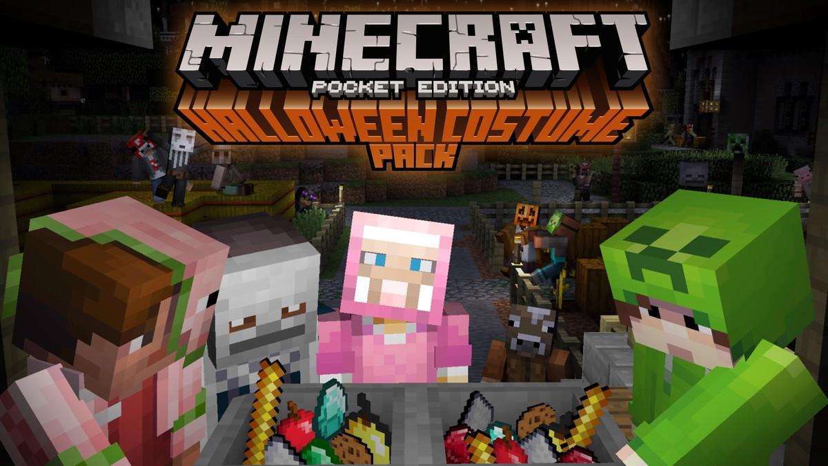 Jogadores de Minecraft Pocket Edition podem entrar no clima de