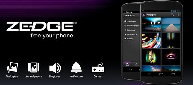 Baixe Agora Mesmo Zedge Lanca 10 Papeis De Parede Feitos Para Smartphones Com Tela 18 9 Tudocelular Com