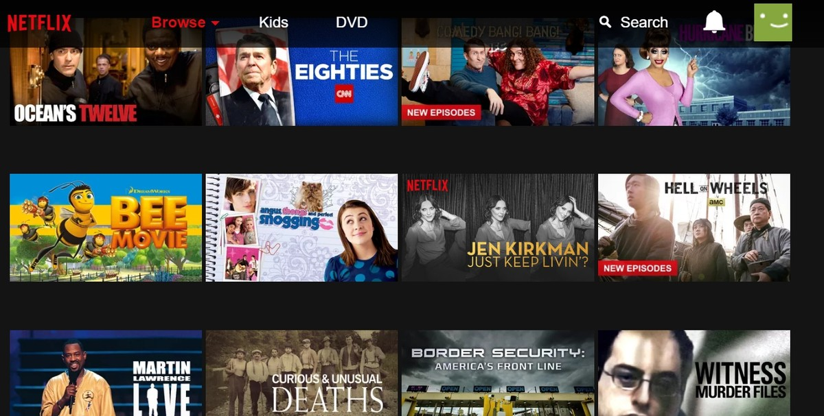 Netflix Ratatouille
