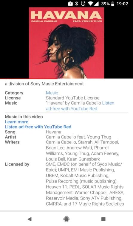 Youtube Agora Mostra Nomes De Músicas Usadas Em Vídeos Automaticamente Tudocelular Com