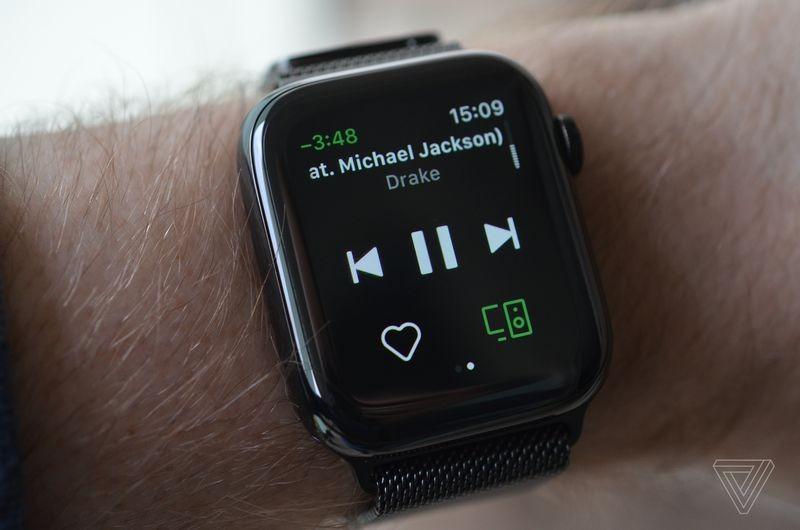 Sem Iphone Spotify é Atualizado E Ganha Reprodução De Músicas Direto No Apple Watch Tudocelular Com