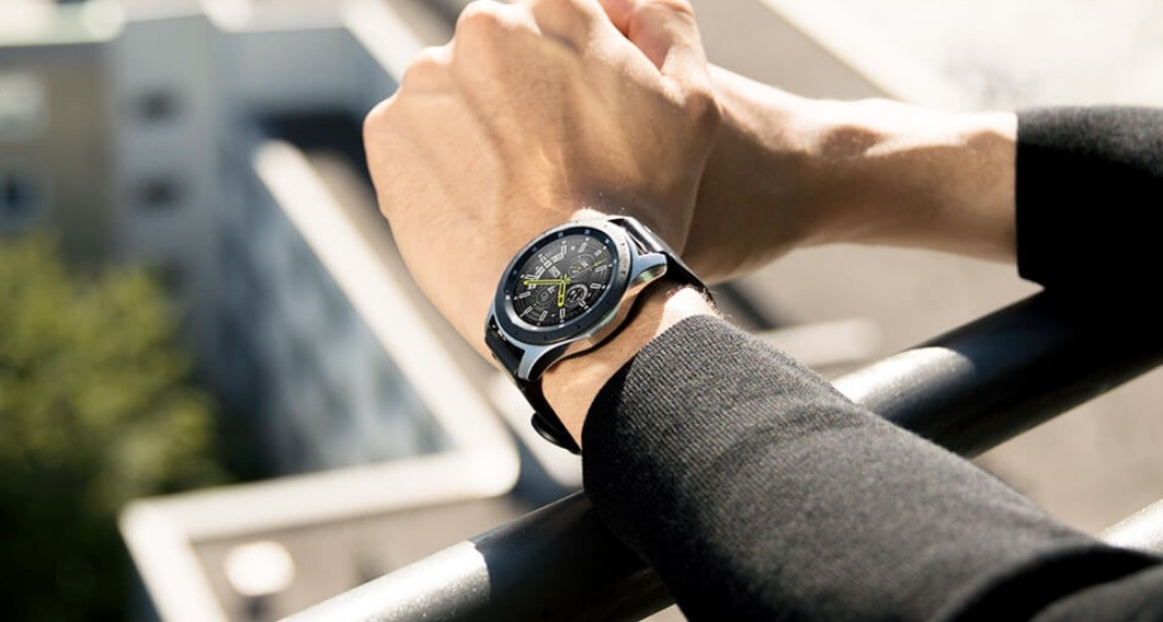 But huh? Samsung's next smart watch could be the Galaxy Watch 3