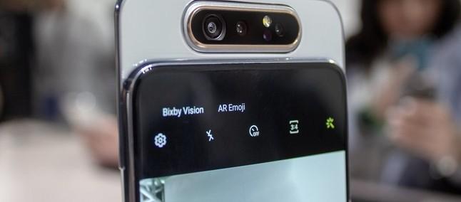 Brasil Segue Esperando Samsung Galaxy A80 Está Disponível Em Pré Venda Na China Tudocelular Com