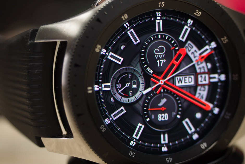 It will be? Samsung may include physical rotating bezel on its next Galaxy Watch
