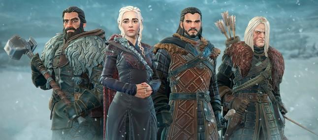Jogo Game Of Thrones Beyond The Wall Ganha Versao Beta Na Play Store Tudocelular Com