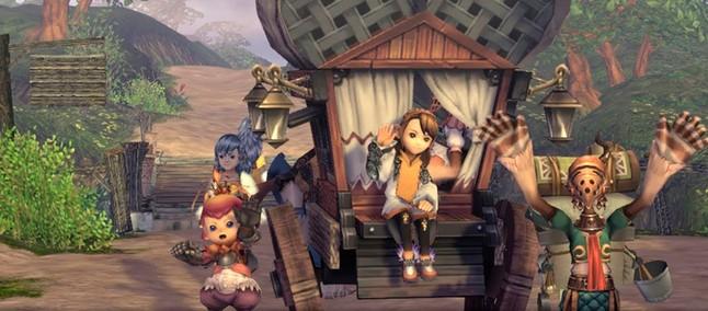 Novo trailer confirma data de lançamento de Final Fantasy Crystal Chronicles HD 1