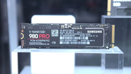 Beating the PS5: Samsung SSD 980 Pro is seen in NRRA certification