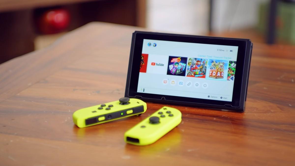 Mais uma vez, Nintendo reafirma que no h planos para novas verses do Switch no momento