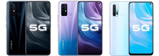 Vivo Z6 5G é oficializado com Snapdragon 765G, conectividade 5G e ...