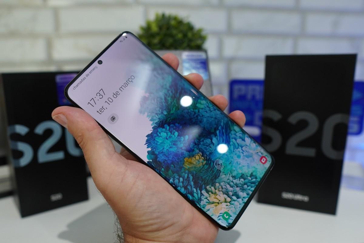 Novo problema! Linha Galaxy S20 começa a apresentar bug no carregamento após update – Tudocelular.com
