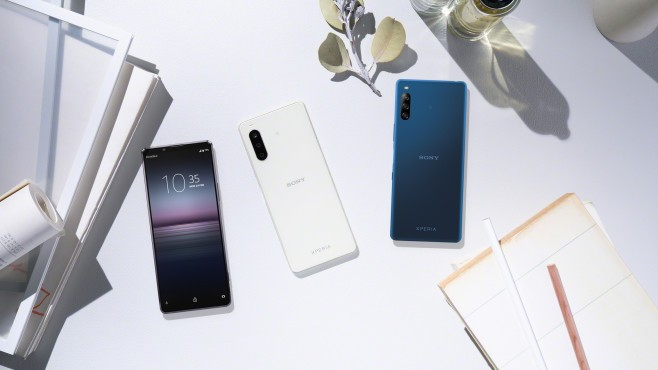 After disappearing from online store, Xperia 1 II gets a date to start sales in ...