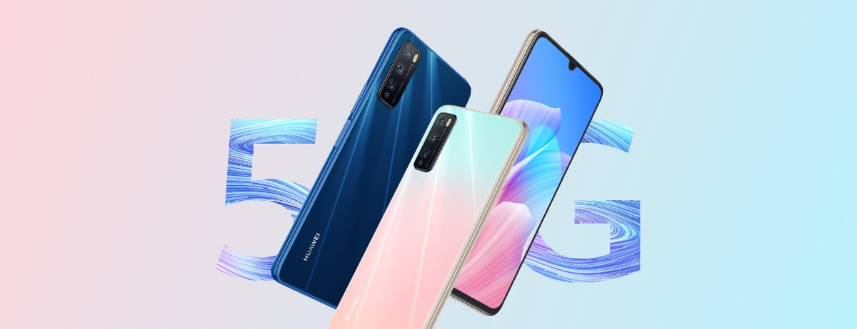 Huawei Enjoy Z 5G is announced with Dimensity 800 chip, 90 Hz screen and price ...