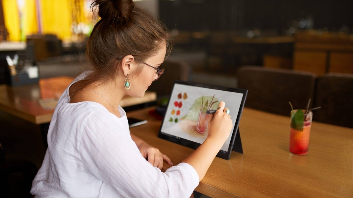 Lenovo presents Yoga and IdeaPad tablets with Surface-inspired design ...