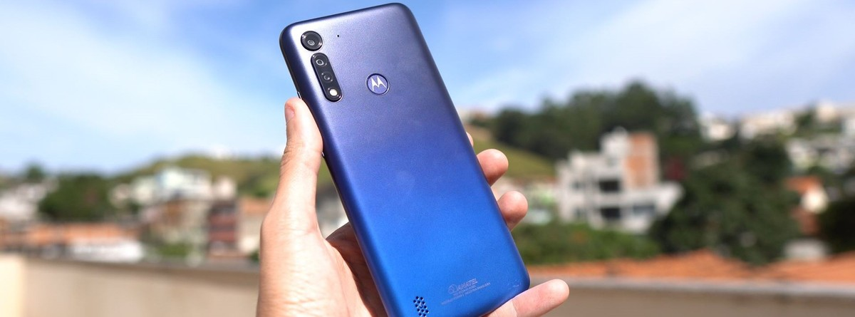 Moto G8 Power Lite: real-time battery test | This Friday at 7am
