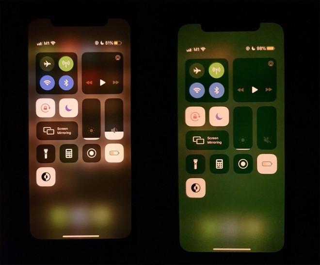 Users of iPhones 11, 11 Pro and 11 Pro Max report green tint on the display ...