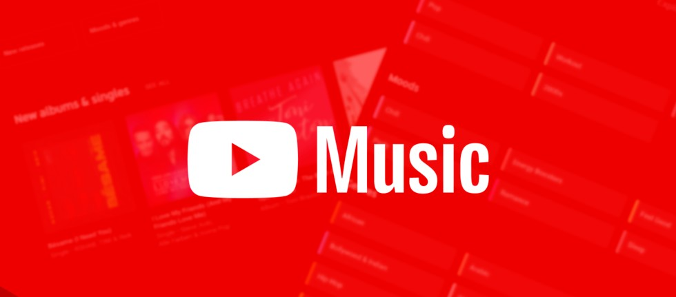 YouTube Music receives 'Explore' tab on the web version