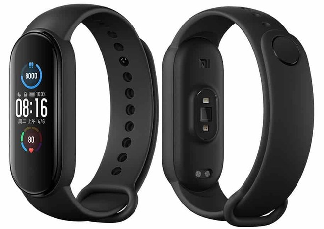 It's official! Xiaomi announces Mi Band 5 with larger AMOLED screen and NFC on the market ...