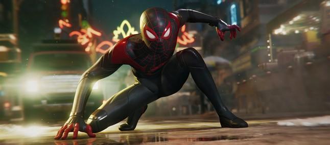 Marvel's Spider-Man: Miles Morales terá save crossgen e ocupará menos  espaço no PS5 - TudoCelular.com