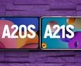 Galaxy A20s vs A21s: vale trocar ou ir direto no mais novo? | Comparativo