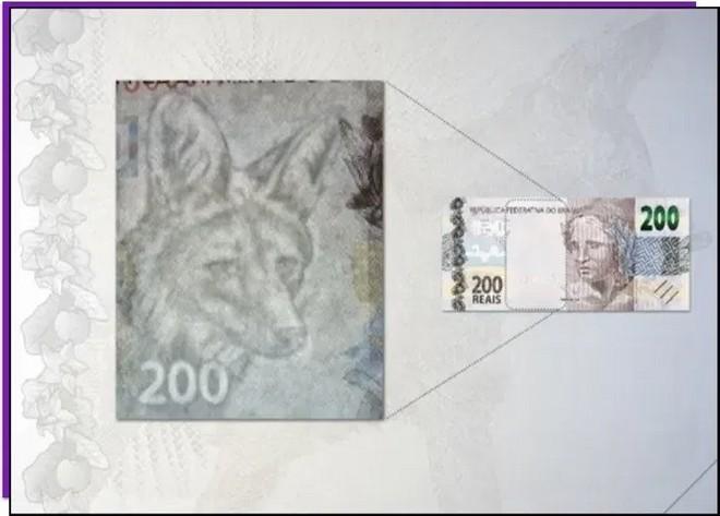 Nova cédula de R$ 200 é lançada; veja como identificar se uma nota é falsa 29