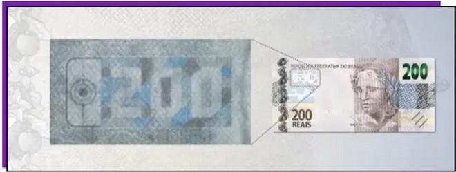 Nova cédula de R$ 200 é lançada; veja como identificar se uma nota é falsa 30