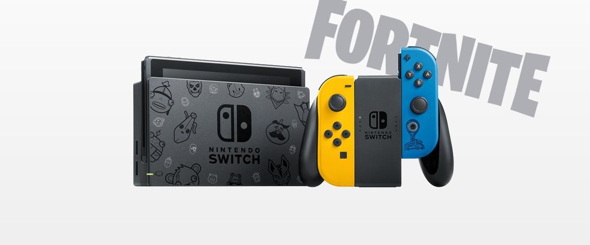 Nintendo Switch Ganha Edição Temática De Fortnite Com Jogo Pré Instalado E Bônus Tudocelular Com