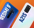 "Redmi 9 vs Galaxy A21s: qual celular ""barato"""