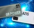 Galaxy A21s vs Moto G9 Power: qual intermedi