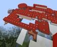 Fã recria novo mapa Airship de Among Us em Minecraft; veja o resultado