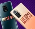 Redmi Note 10 vs Redmi Note 9S: rei em bateria supera melhor custo-benef