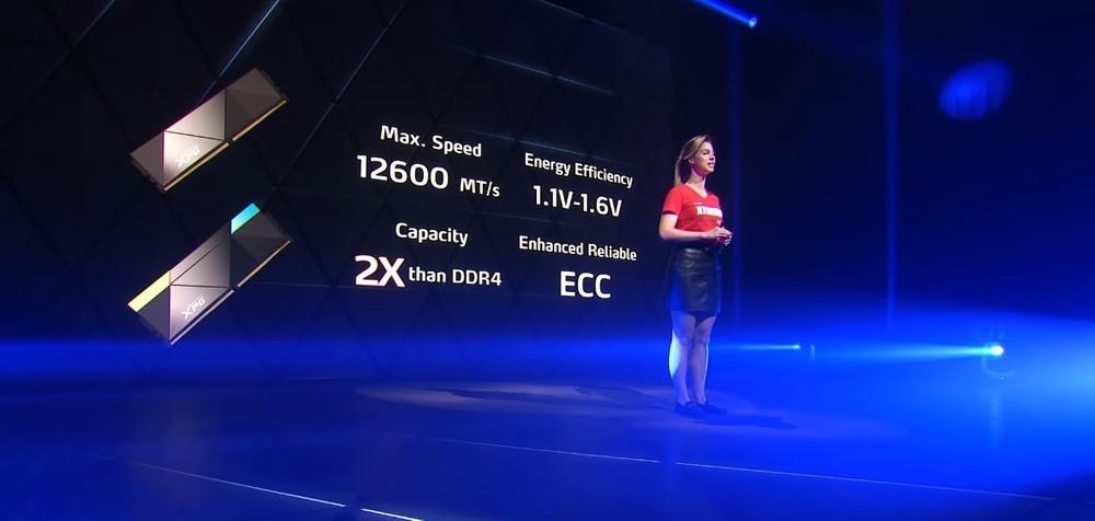 ADATA apresenta memria RAM XPG DDR5 com mdulos de at 64 GB e 12.600 MT/s de velocidade