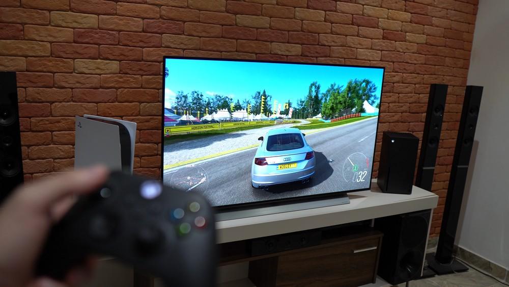 Como a inteligência artificial melhora o setup gamer - smart tv