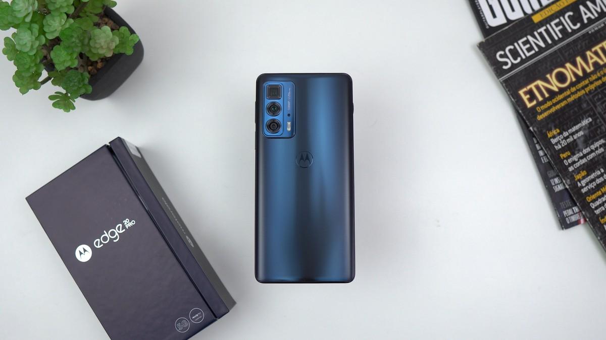Difcil consertar? Motorola Edge 20 Pro desmontado e resultados no surpreendem
