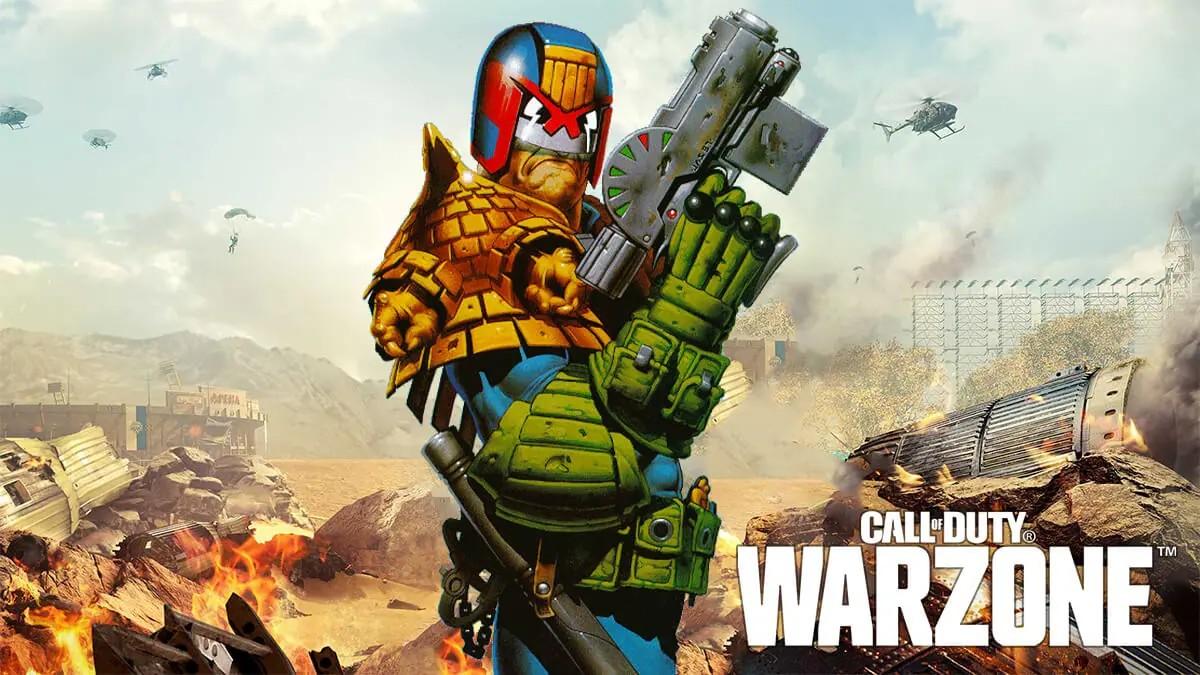 Call of Duty: Black Ops Cold War e Warzone: Juiz Dredd e muito mais chegam na Temporada Cinco
